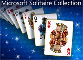 Игра Коллекция пасьянсов Майкрософт