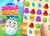 Игра Сахарные герои