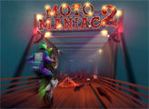 Игра Мотоманьяк 2