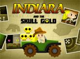 Игра Индиара и золотой череп