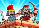 Игра Зомби войны - Защита башни