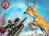 Игра Охота на оленей: Снайперская стрельба