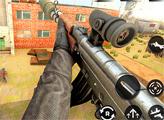 Игра Снайпер: Городской охотник
