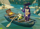 Игра Приключения пирата