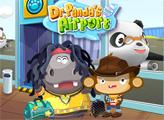 Игра Аэропорт Dr. Panda