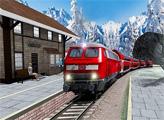 Игра Горный поезд