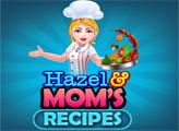 Игра Малышка Хейзел и Мамины рецепты
