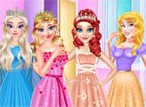 Игра Принцессы на банкете