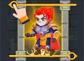 Игра Рыцари и сокровища