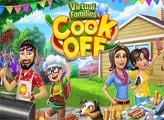Игра Виртуальные семья Готовка
