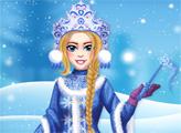 Игра Новогодние приключения Снегурочки