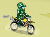 Игра Desert Motocross