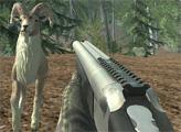 Игра Сумасшедший охотник на коз