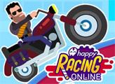 Игра Веселая мотогонка