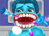 Игра Стоматолог Супергероев