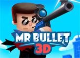 Игра Мистер Пуля 3Д