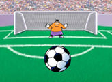 Игра Mickey's Football Fever