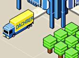 Игра Dachser Intelligente Logistik Global Player