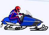 Игра SnowMobile