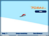 Игра Ski Jump Game