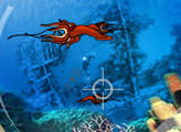 Игра Squid Hunter