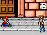 Игра Super Mario Kart Xtreme