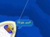 Игра Reel Fishing