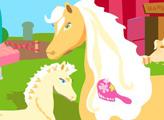 Игра Barbie Horse