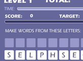 Игра 8 Lettres in seach of a word