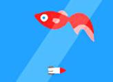 Игра Кормим рыбку