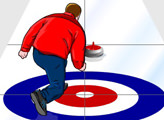Игра Virtual Curling