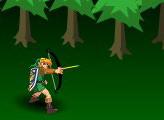 Игра Hyrule Archery