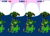 Игра Attack of the Plaque Monsters