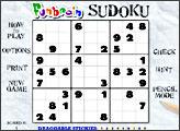 Игра Fonbrain Sudoku