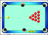 Игра Simple mini-billiard