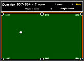 Игра Snooker Math