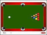 Игра Pool ball Snooker