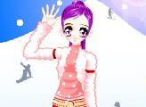 Игра Зимняя одежда