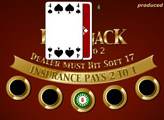 Игра blackjack