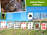 Игра Animal Planet Solitaire