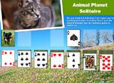 Игра Animal Planet Solitaire