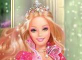 Игра Barbies Magic Slippers