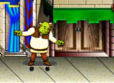 Игра Shrek Shreds