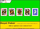 Игра Royal Poker