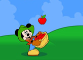 Игра Mickeys aebleplantage