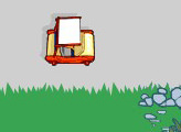 Игра The Flintstones Runaround Fred Mother s day edition