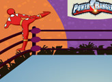 Игра Power Rangers Restling