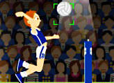 Игра Olympic Games Volleyball Game