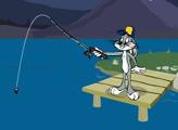 Игра Bugs Bunny Gone Fishin'
