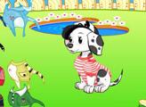 Игра Собачий наряд